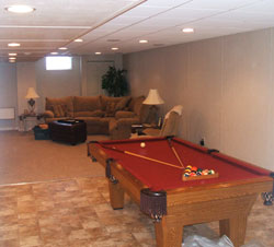 basement remodeling cost pricing in greater ashland