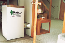ENERGY STAR® Dehumidifier