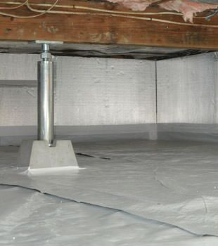 Pros and cons of silver foil on rafters in attic