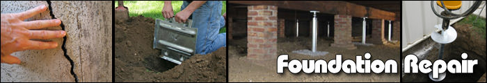 Foundation Repair in MI and WI, including Ashland, Houghton & Ironwood.