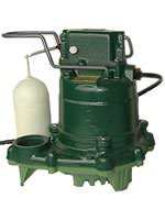 cast-iron zoeller sump pump systems available in Ontonagon, Michigan and Wisconsin