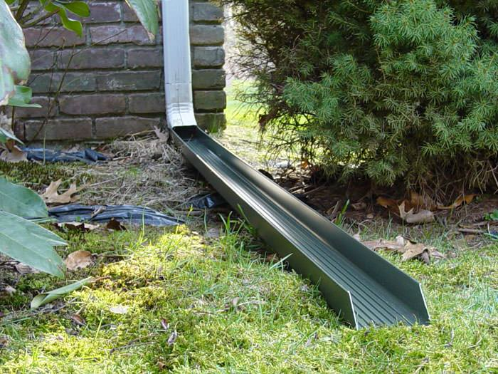 Gutter Downspout Extension Installation Ashland