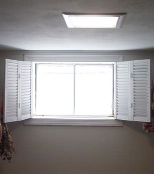 Basement Window installed in Chassell, Michigan and Wisconsin
